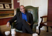 Greek Finance Minister Yanis Varoufakis Relying On Game Theory?