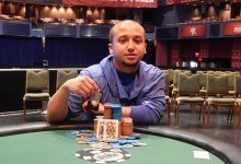 Ryan Jones Wins WSOP Circuit Harrah's Cherokee Main Event