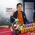 Sean Yu 2014 WPT500