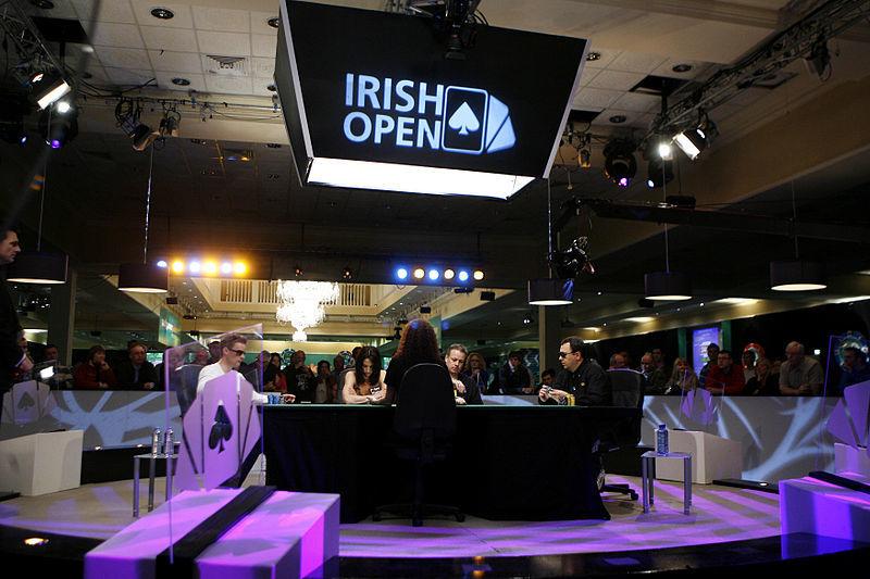 2015 Irish Poker Open