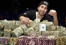 Former WSOP Champ Jonathan Duhamel and PokerStars Break Up After Long Bromance