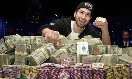 Jonathan Duhamel and PokerStars split