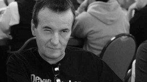 """Poker pro Dave """"Devilfish"""" Ulliott"""