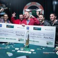 Ioannis Triantafyllakis wins the 2015 Irish Poker Open.