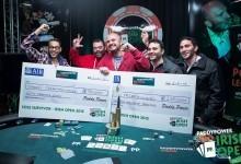 Ioannis Triantafyllakis Wins the 2015 Irish Poker Open