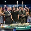 Asher Conniff wins the 2015 WPT World Championship.