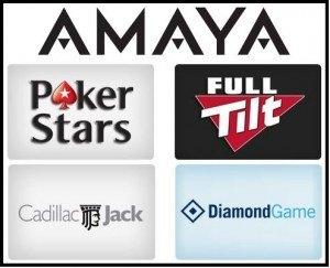 Amaya PokerStars Full Tilt Q1 earnings