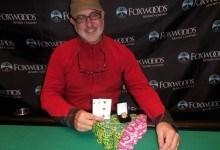 David Kluchman Wins WSOP Circuit Foxwoods Main Event