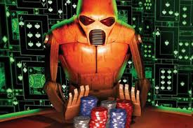 Robot poker, player assistance software, PokerStars