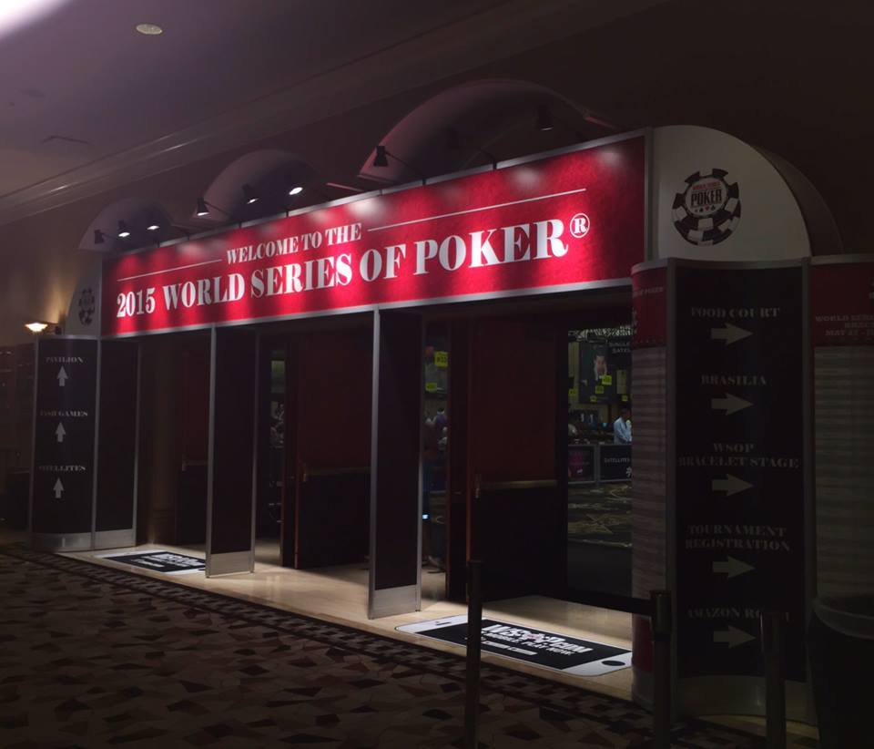 WSOP begins Casino Employees Colossus