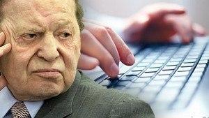 Sheldon Adelson Pennsylvania online gambling poll