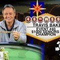 Travis Baker WSOP Seniors Event