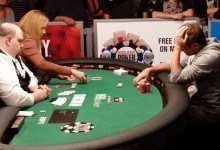 Upsets Aplenty At World Series of Poker With Carol Fuchs And Alexander Peterson