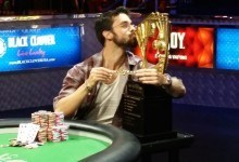 Mike Gorodinsky Wins Poker Players Championship
