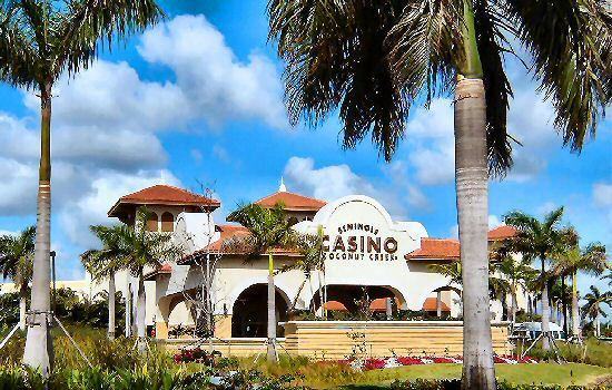 NFL player ban Seminole poker tournament
