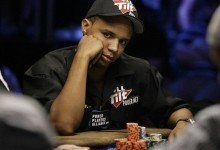 Phil Ivey Drops Nearly a Million in Online Poker Downswing