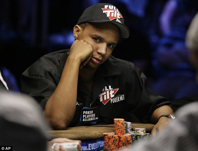 Phil Ivey online poker losses
