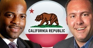 California online poker legislation Isadore Hall Adam Grat
