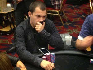 WSOP Colossus winner Cord Garcia