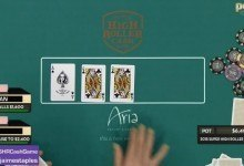 Aria Super High Roller Cash Game Has Players Not Seeing Double