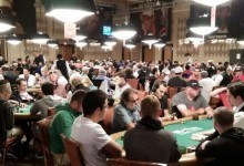 WSOP Main Event Draws 6,420 Players