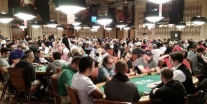 WSOP Main Event Day 1