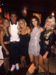 Cristiano Ronaldo returns lost phone in Las Vegas.