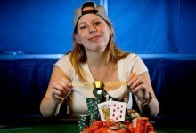 Loni Harwood Leads WSOP National Championship Final Table