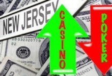 New Jersey Online Poker Continues Slide As iGambling Rises