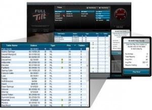 Full Tilt cash games heads-up