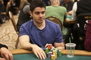 Ben Tollerene takes down the most expensive online poker tournament in history and wins $616,518. (Image: card player.com)
