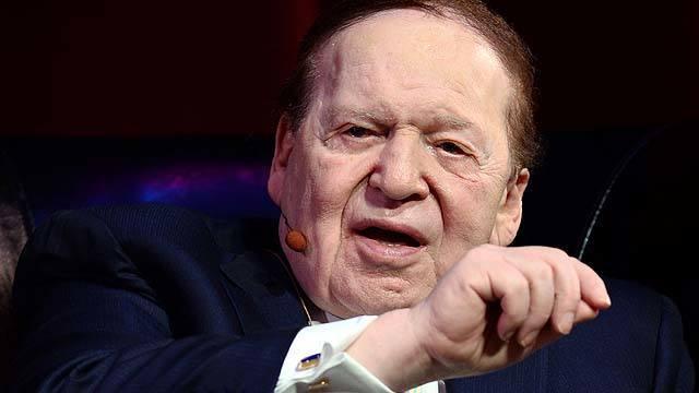 Sheldon Adelson RAWA online poker ban