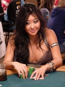 Maria Ho is slated to host a Twitch series for Poker Central. (Image: Talent Monthly)
