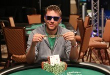 Kevin MacPhee Clinches WSOPE Main Event Title