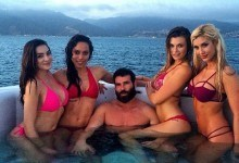 High Roller Dan Bilzerian Continues DraftKings Partnership, Despite DFS Operator's Move Away From Poker
