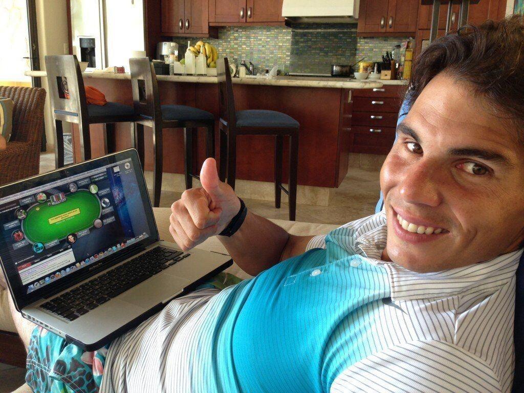 Rafa Nadal leaves Team PokerStars