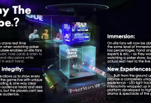 "Global Poker League Reveals Portable Arena Dubbed ""The Cube"""