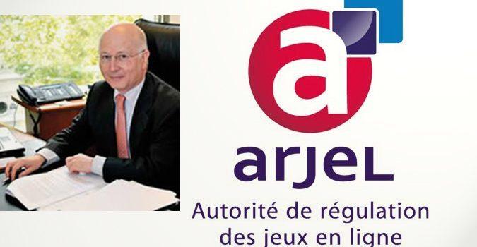 French online poker liquidity ARJEL Charles Coppolani Internet rooms