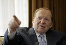 Sheldon Adelson Continues Quest to Take Freedoms Away from Online Poker Players