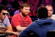 WSOP Betting Odds Favor Joe McKeehen
