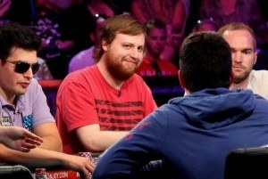 2015 WSOP Main Event final table odds.