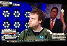 November Nine Day One of the World Series of Poker Is The Joe McKeehen Show