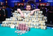 $10 Million in WSOP 2015 Taxes Goes to IRS and State and Local Outfits