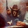 Sulphur Oklahoma Dead Man's Hand style shooting