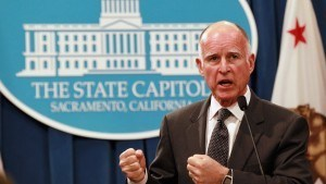 Jerry Brown gambling controversy