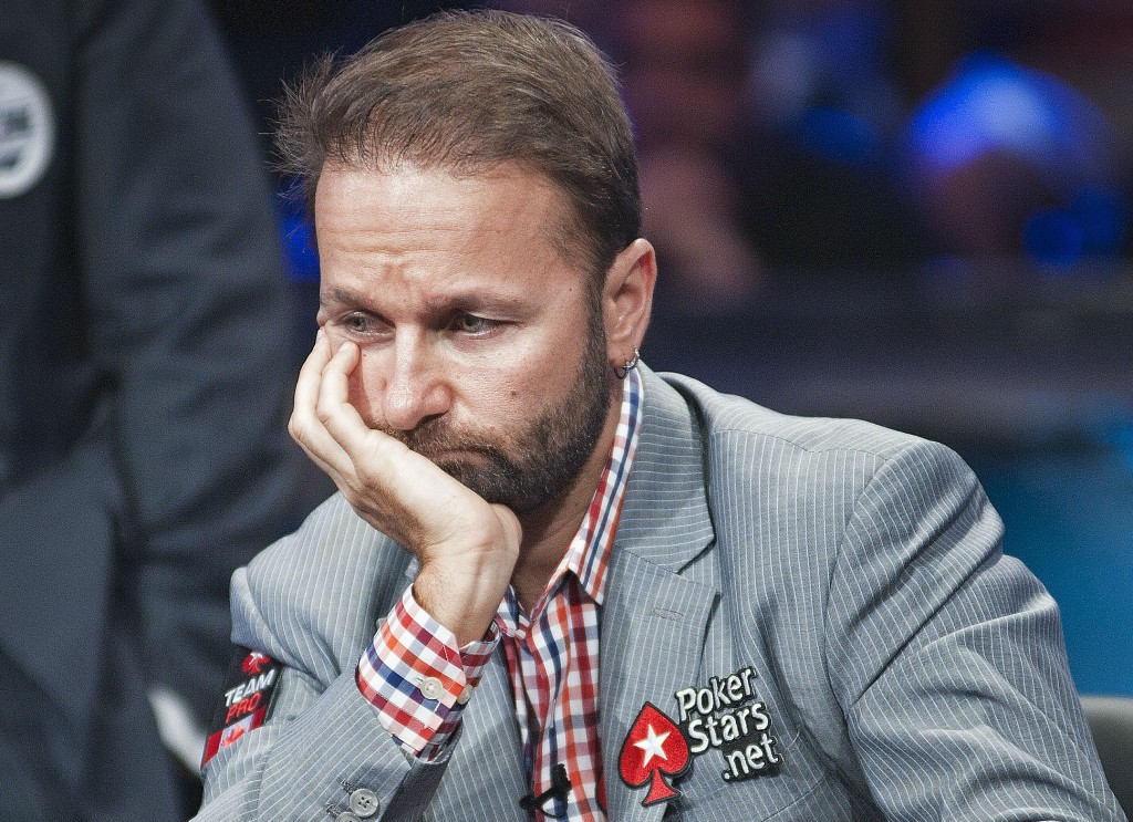 Daniel Negreanu talks PokerStars rake increase.