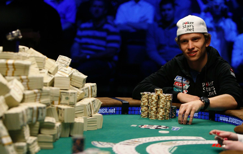 Peter Eastgate WSOP poker dream