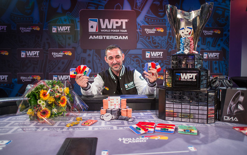 Farid Yachou wins WPT TOC.