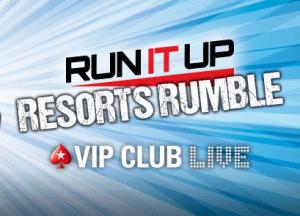 PokerStars New Jersey Run It Up