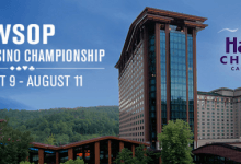 WSOP Global Casino Championship Scheduled for August 9-11, ESPN to Broadcast Final Day